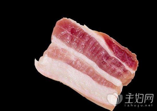 如何挑选猪肉