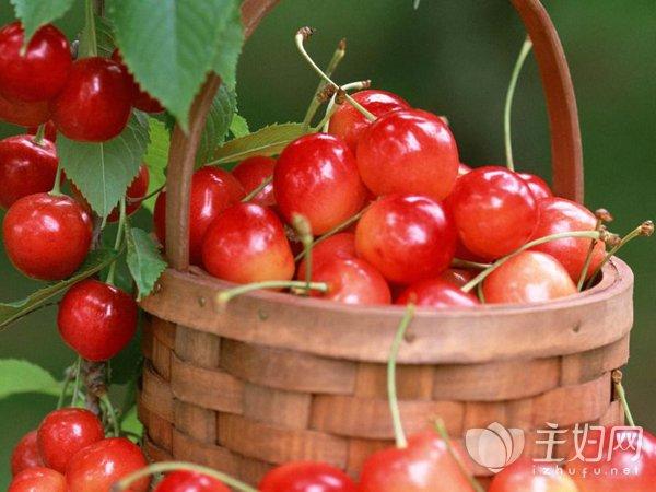 樱桃的用途是什么,樱桃核有毒吗
