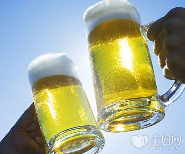 喝啤酒后不能做什么