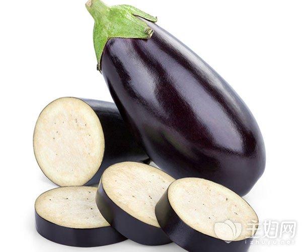 茄子切开有籽能吃吗