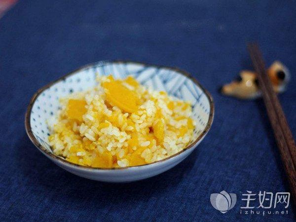 红薯糙米饭怎么做,红薯糙米饭热量