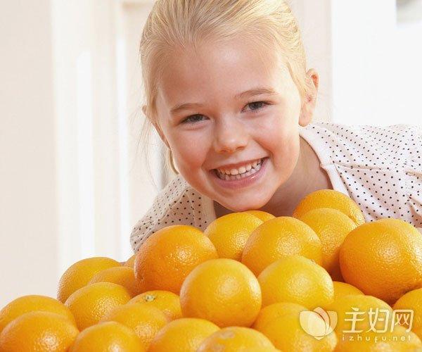 宝宝吃橘子要注意什么