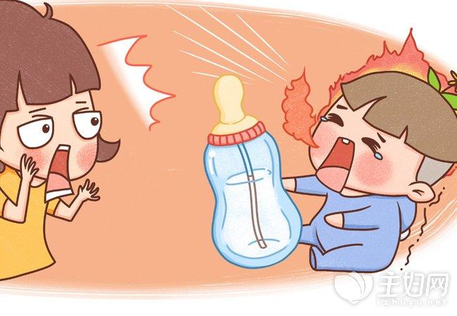 秋季容易上火 宝宝上火怎么办