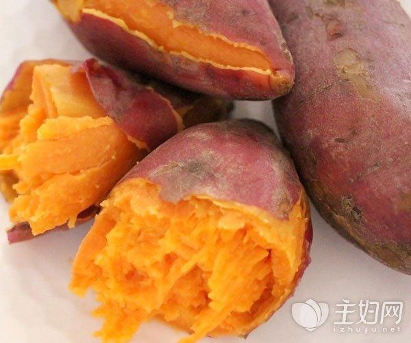 吃红薯的注意事项
