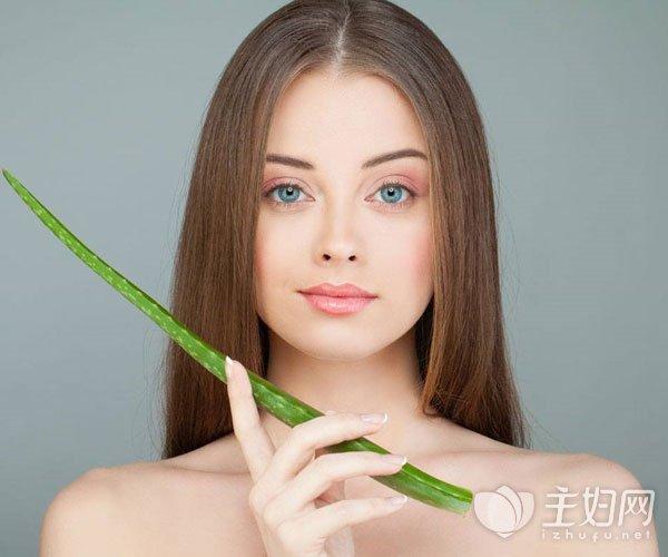 芦荟胶的使用方法