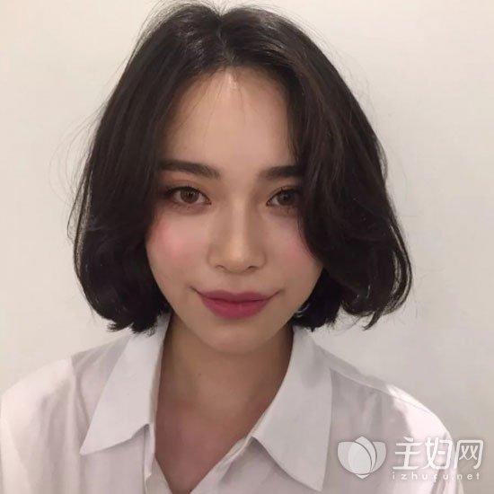 2018年流行短发发型图片