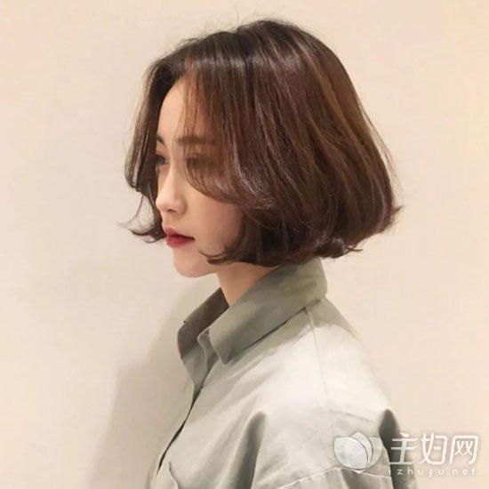 OL短发发型