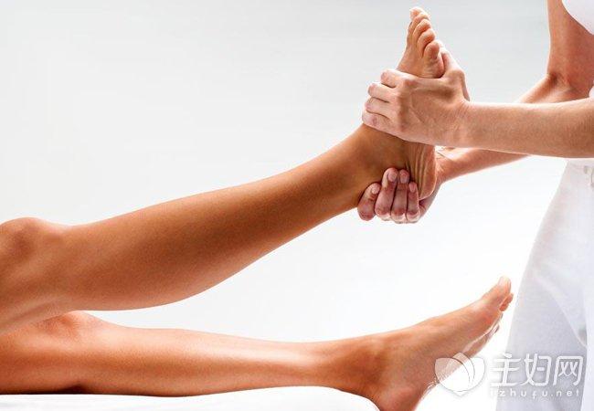 按摩脚底有助于减肥 好好利用这4招很管用