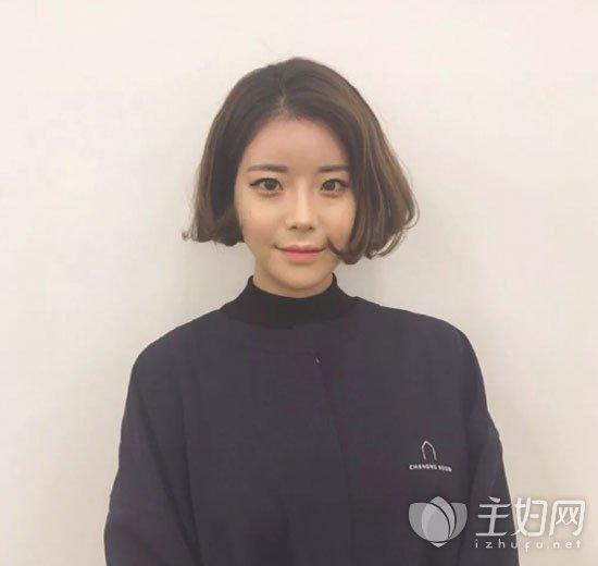 2018年流行短发发型