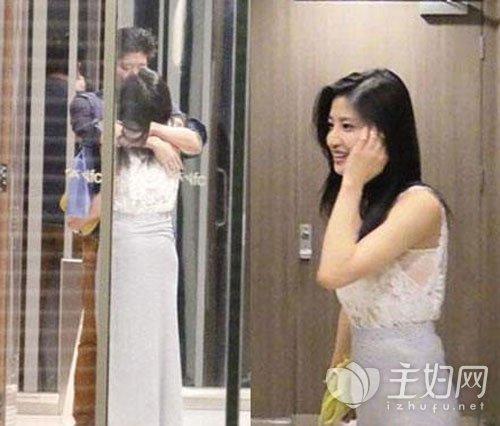"""TVB性感小花靠结婚生子终于甩掉""""公厕女王""""称号"""