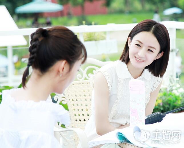 《你和我的倾城时光》陈雅怡扮演者林源发型集合