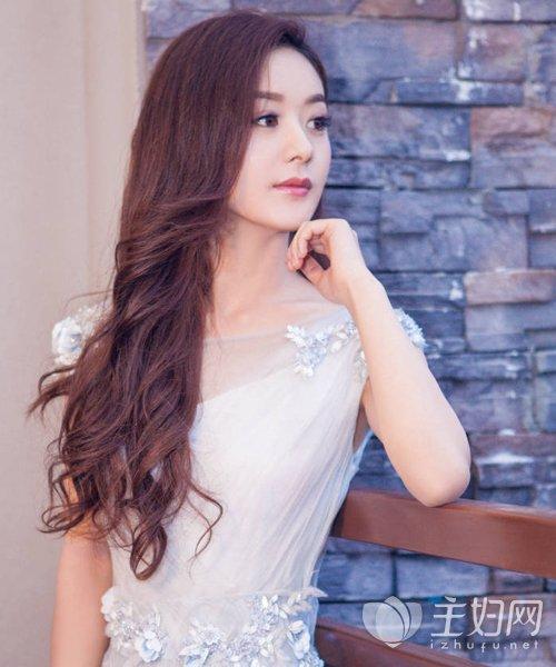 《你和我的倾城时光》赵丽颖发型