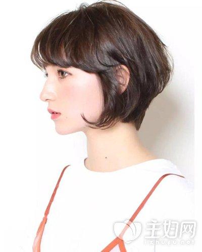 2018超短发最新发型女