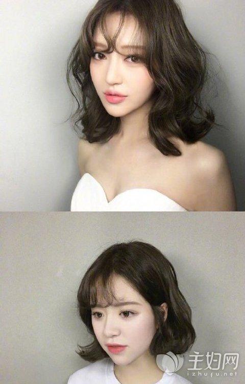 冬季中换一个你认为最美的发型吧 从现在就开始