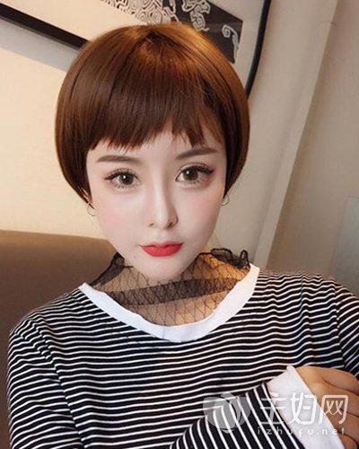 狗啃刘海适合脸型