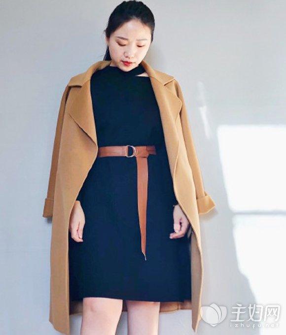 连衣裙什么时候都想穿 冬季穿连衣裙的好搭配