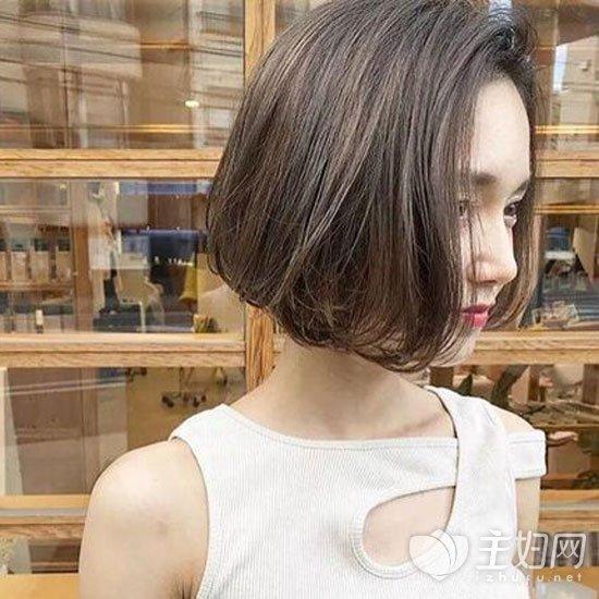 女生短发发型图片