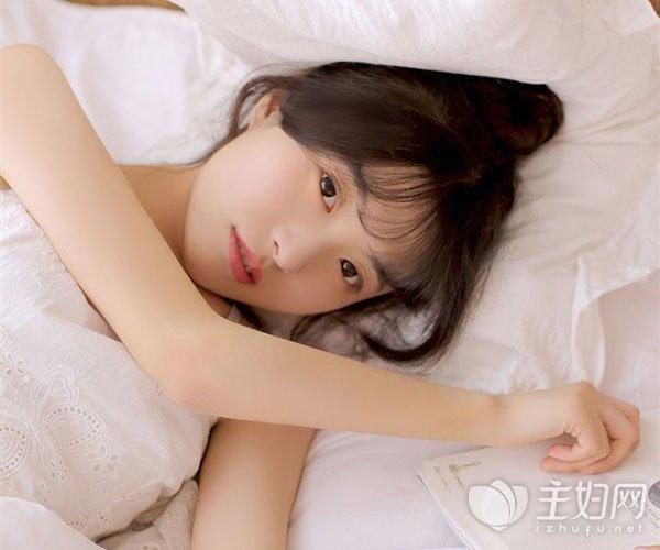 女人睡前保养皮肤的方法