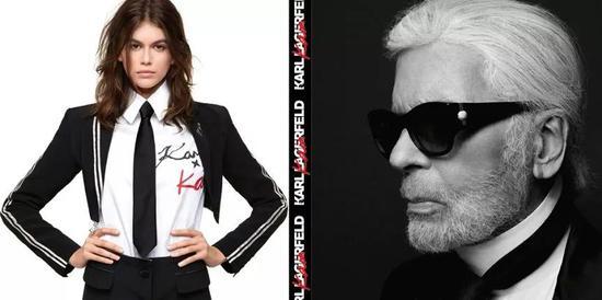现在Karl Lagerfeld同名品牌掩盖皮具,服饰,手表和香水,在96个国家设有电商渠道KARL.COM