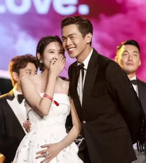 张若昀和唐艺昕
