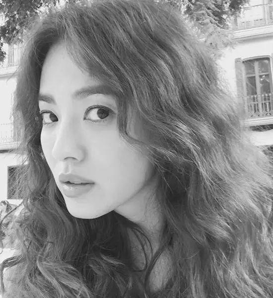 宋慧乔发型