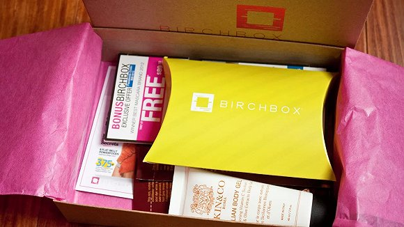 Birchbox小样礼盒
