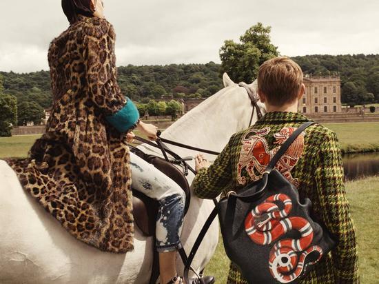 Gucci 继2017年宣告停止运用皮草后,又于2018年宣告将不再收购安哥拉兔毛