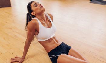最有用的睡前运动减肥法(图)