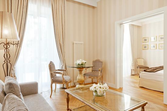 Clinique La Prairie 为客人预备了舒适豪华的客房