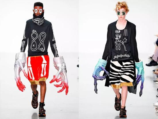 SANKUANZ 2015SS 伦敦时装周