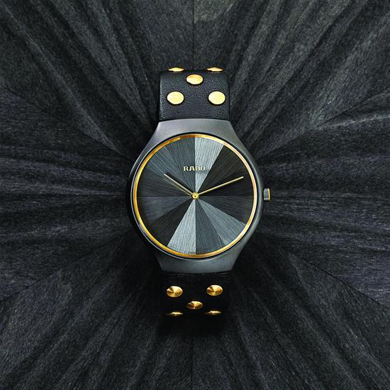 RADO瑞士雷达表True Thinline真薄系列铆钉定量版腕表