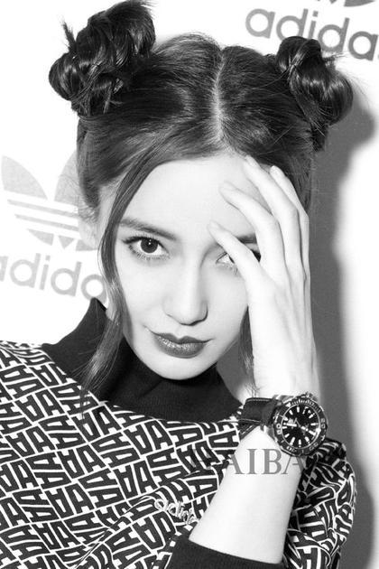 杨颖 (AngelaBaby) 发型