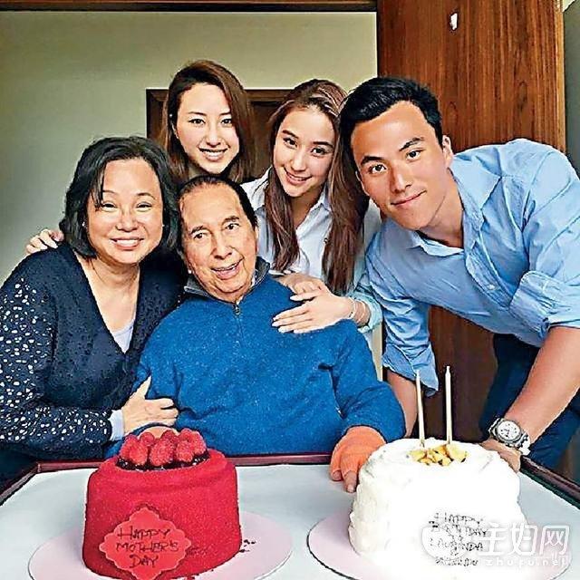 [赌王何鸿燊年轻照片]赌王何鸿燊 97岁住顶级病房,天价医药费曝光!