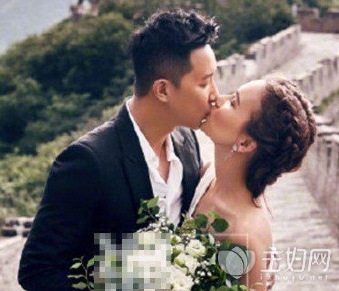 昨天31日韩庚卢靖姗已结婚在新西兰举行